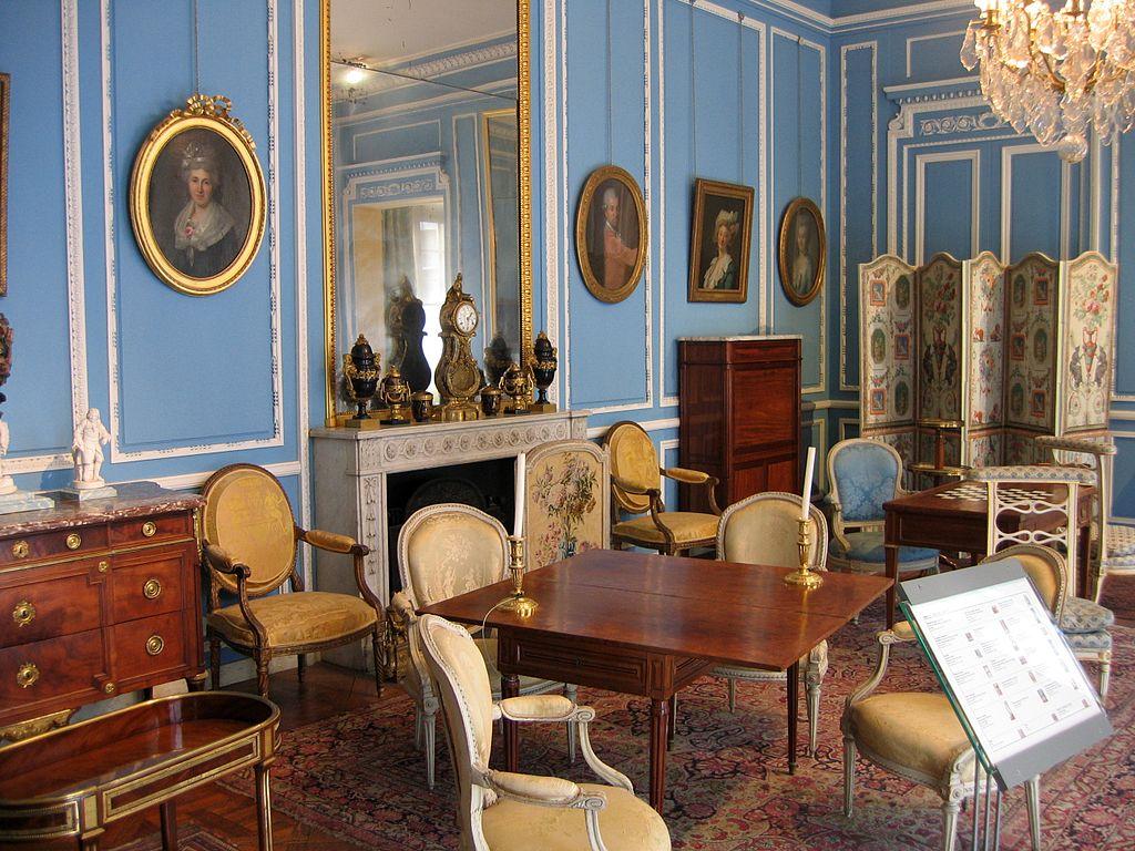 salon louis XVI