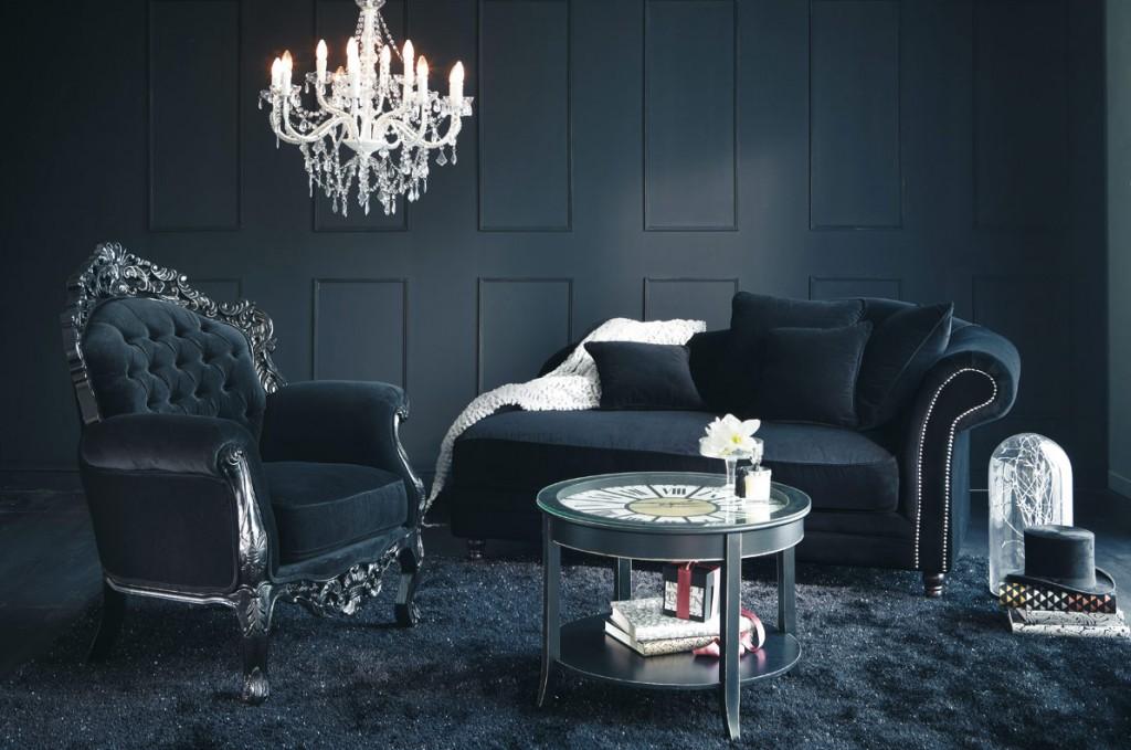 Les règles d\'un salon baroque moderne : quelle décoration pour un ...