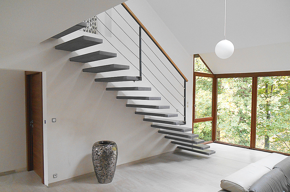 Escalier : des idées pour un intérieur design - Déco en Ligne